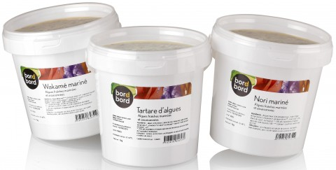 le ALGHE MARINATE speciale CATERING 1 kg - SERVIFRESCO